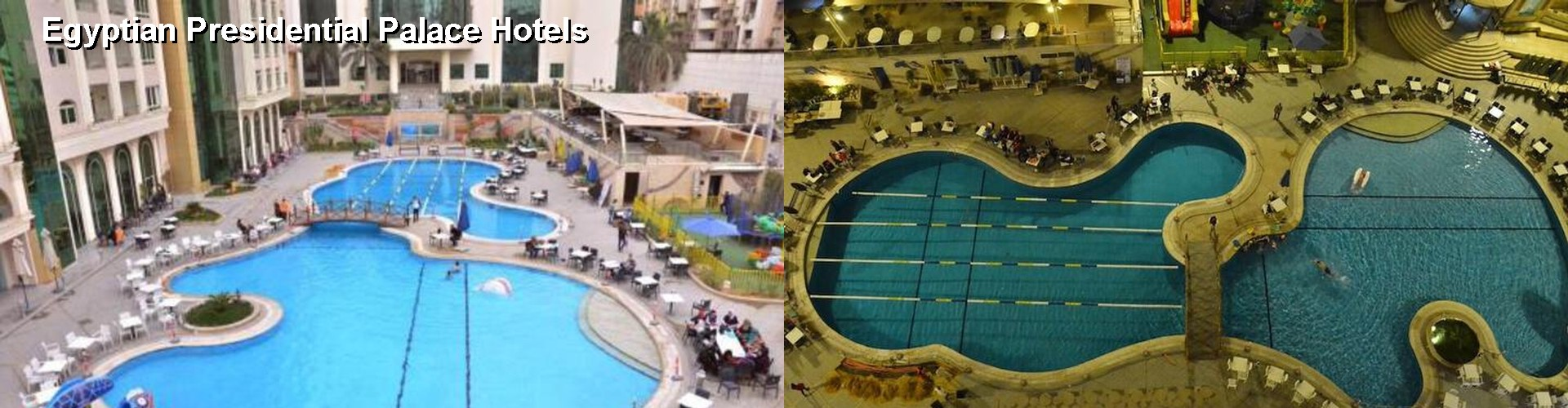 5 Best Hotels near Egyptian Presidential Palace