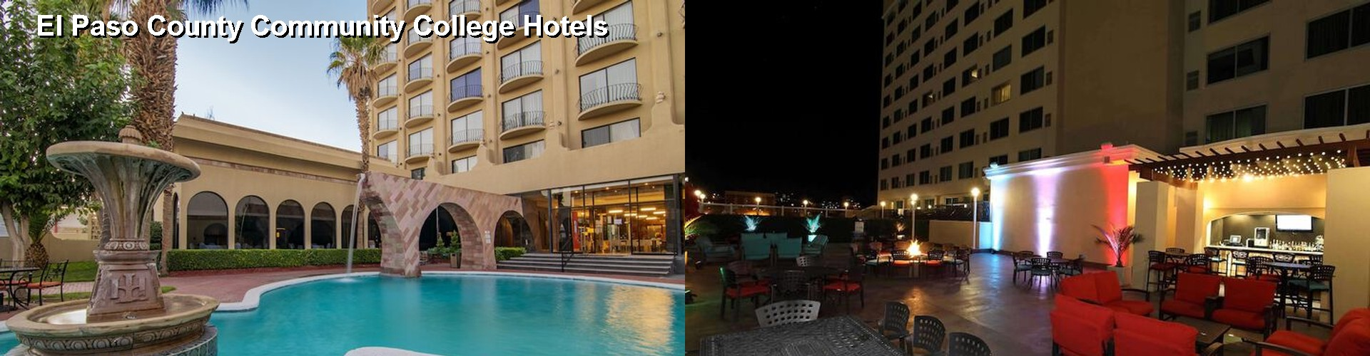 5 Best Hotels near El Paso County Community College