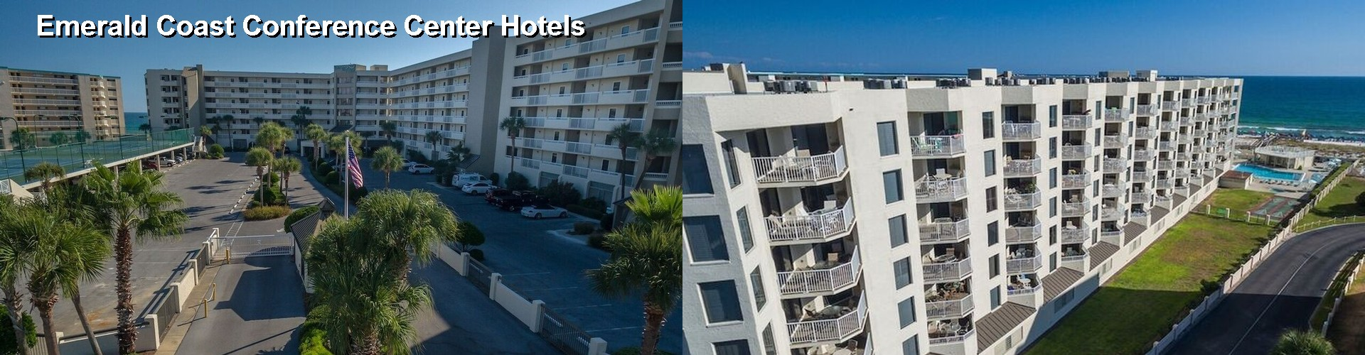 5 Best Hotels Near Emerald Coast Conference Center