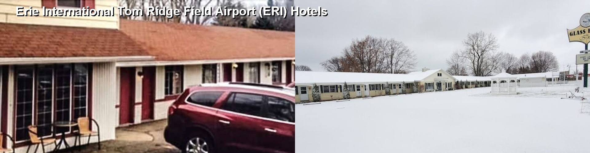 5 Best Hotels near Erie International Tom Ridge Field Airport (ERI)