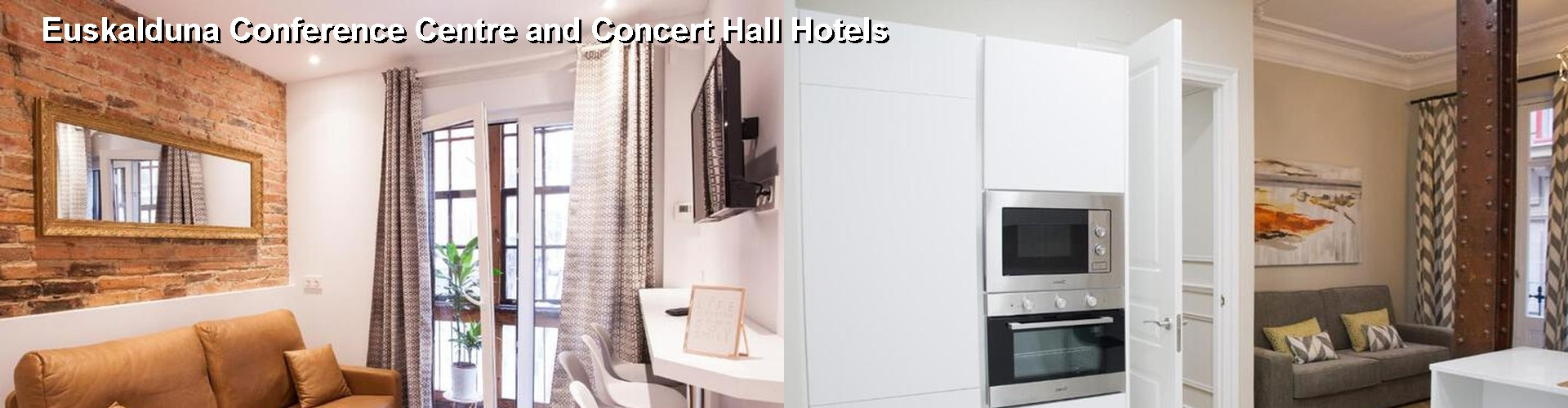 5 Best Hotels near Euskalduna Conference Centre and Concert Hall