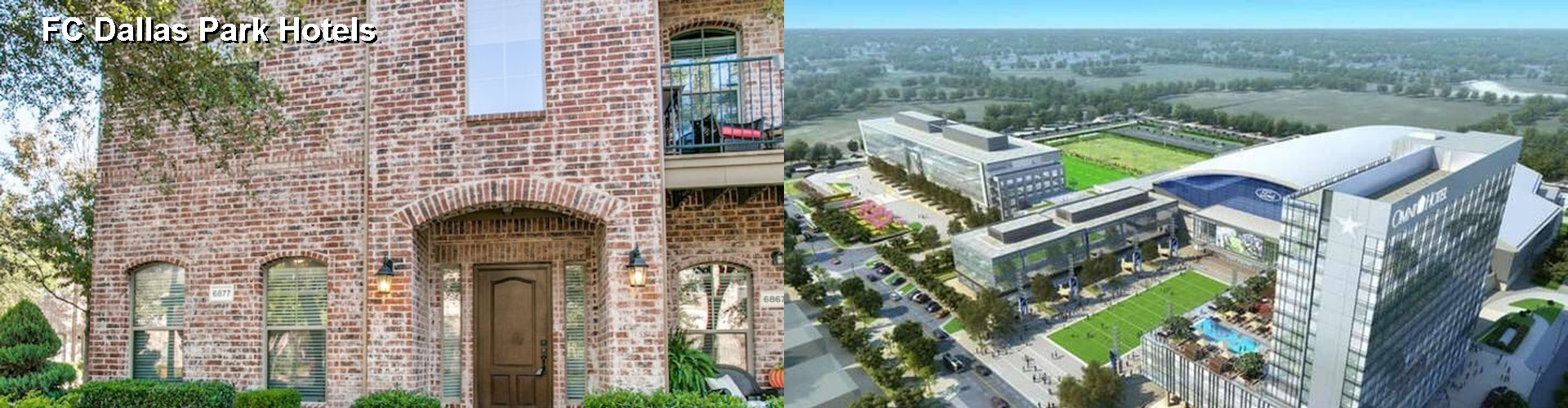 5 Best Hotels near FC Dallas Park