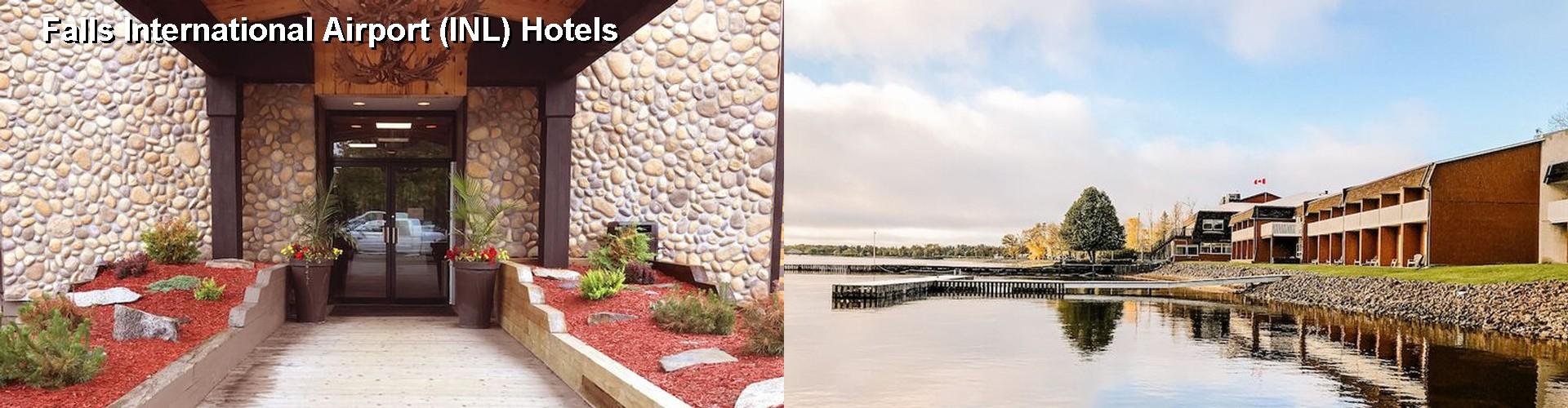 Americas Best Value Inn And Suites International Falls Hotels Near Falls International Airport Inl In International