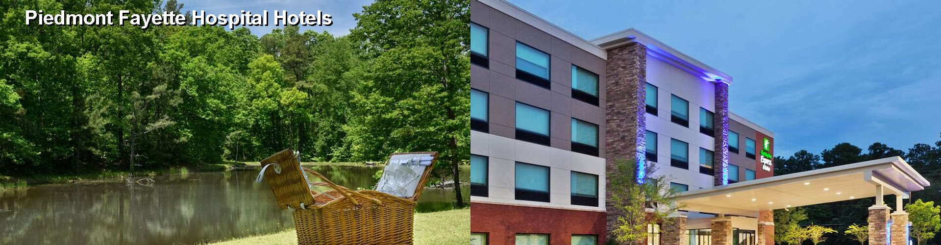 5 Best Hotels near Fayette Community Hospital
