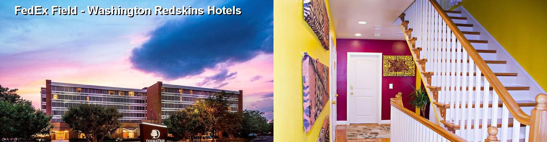 5 Best Hotels Near Fedex Field Washington S