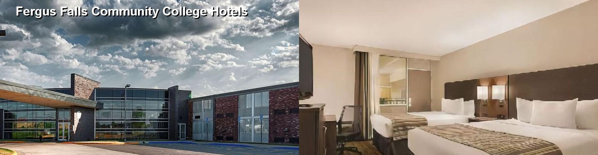4 Best Hotels Near Fergus Falls Community College