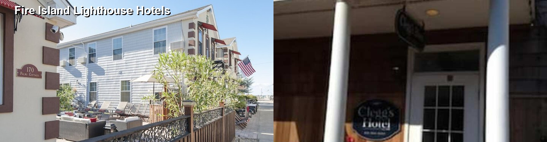 5 Best Hotels near Fire Island Lighthouse