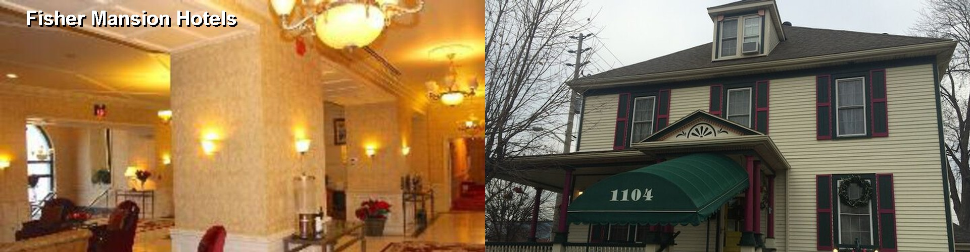 5 Best Hotels near Fisher Mansion