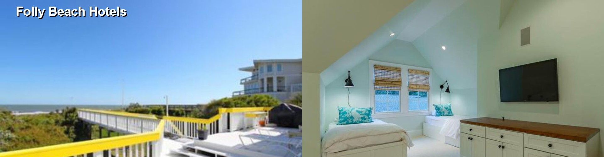 5 Best Hotels near Folly Beach