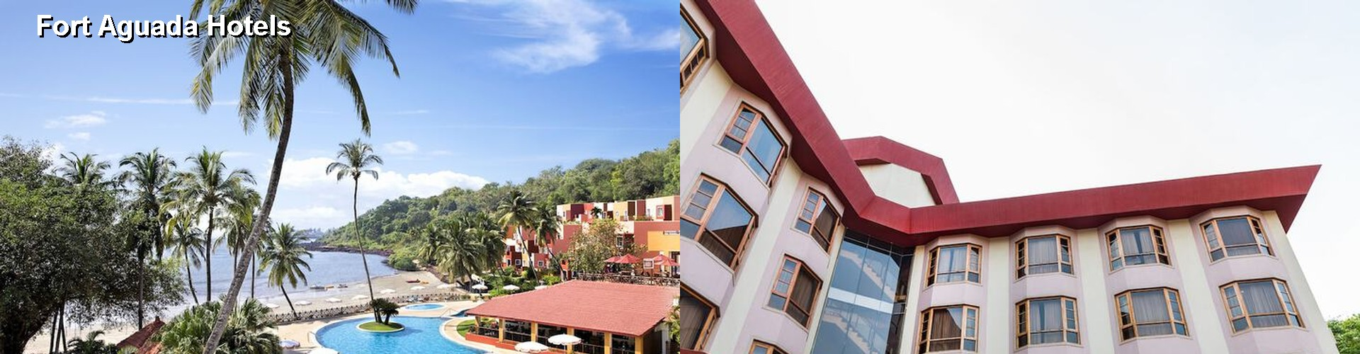 5 Best Hotels near Fort Aguada