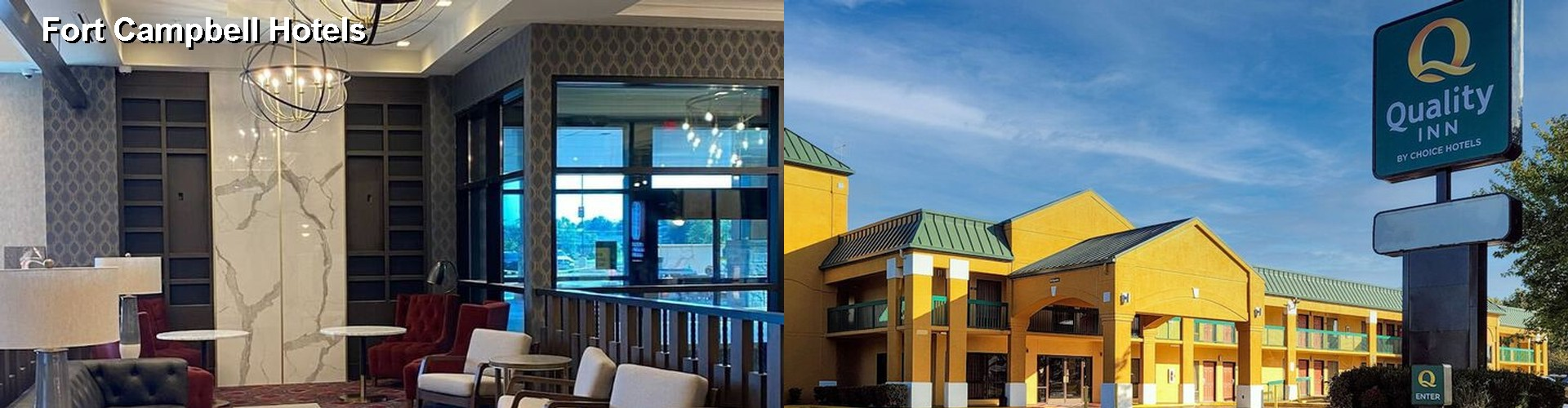 5 Best Hotels near Fort Campbell