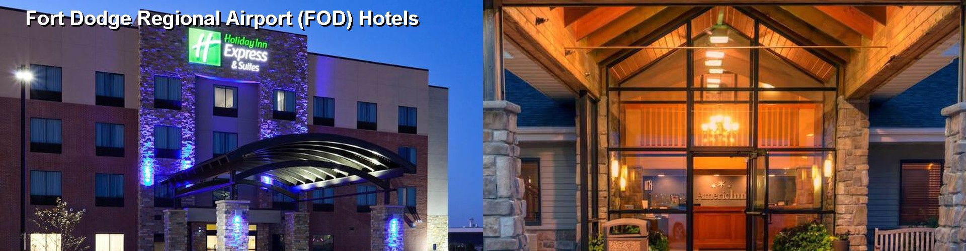 5 Best Hotels Near Fort Dodge Regional Airport Fod