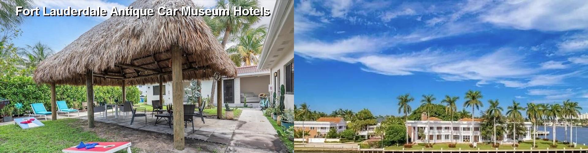 Cheap Hotels Near Fort Lauderdale Beach