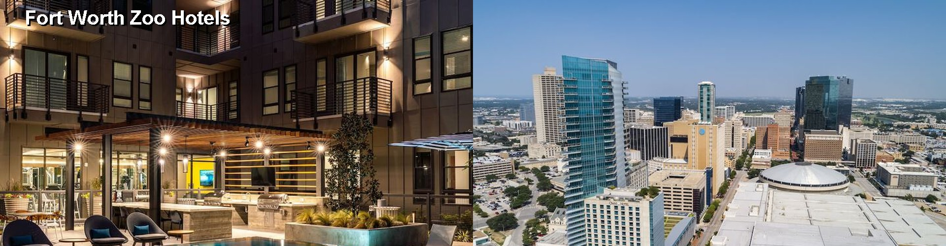 5 Best Hotels Near Fort Worth Zoo
