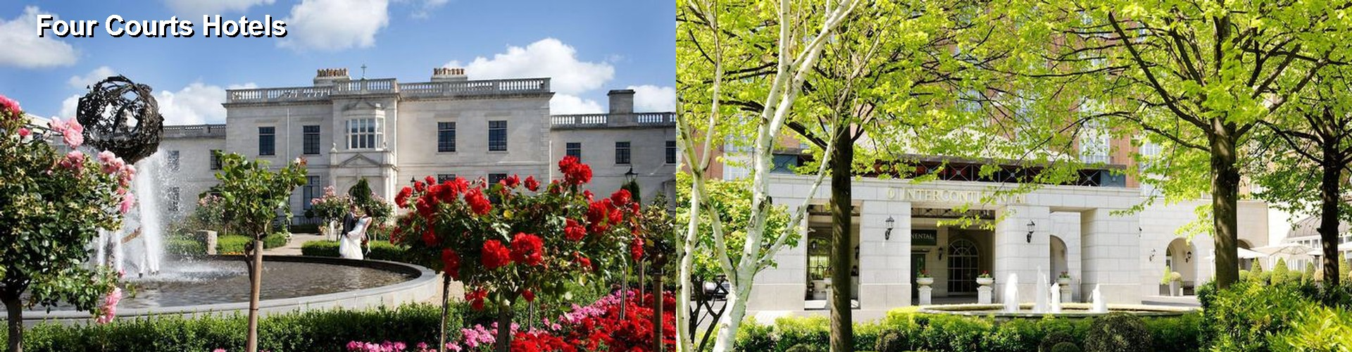 5 Best Hotels near Four Courts