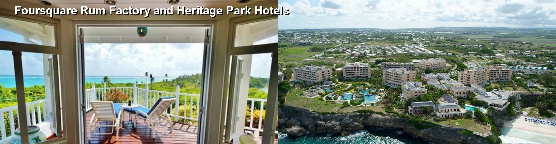 5 Best Hotels near Foursquare Rum Factory and Heritage Park