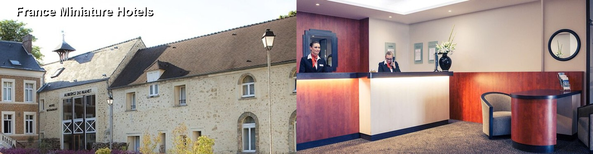 2 Best Hotels near France Miniature