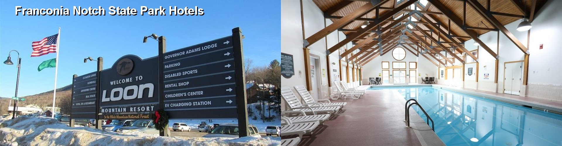 5 Best Hotels near Franconia Notch State Park