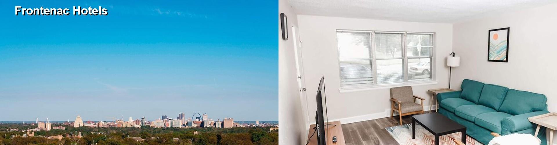 5 Best Hotels Near Frontenac