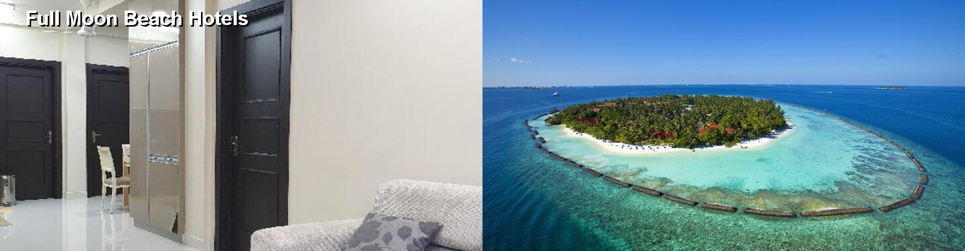 5 Best Hotels near Full Moon Beach