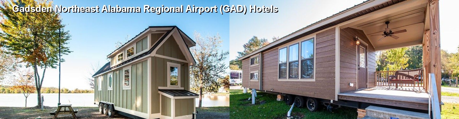5 Best Hotels near Gadsden Northeast Alabama Regional Airport (GAD)