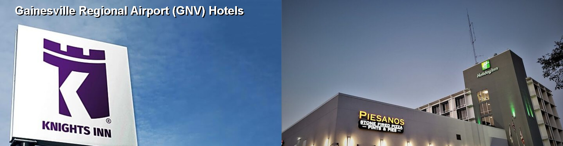 5 Best Hotels near Gainesville Regional Airport (GNV)
