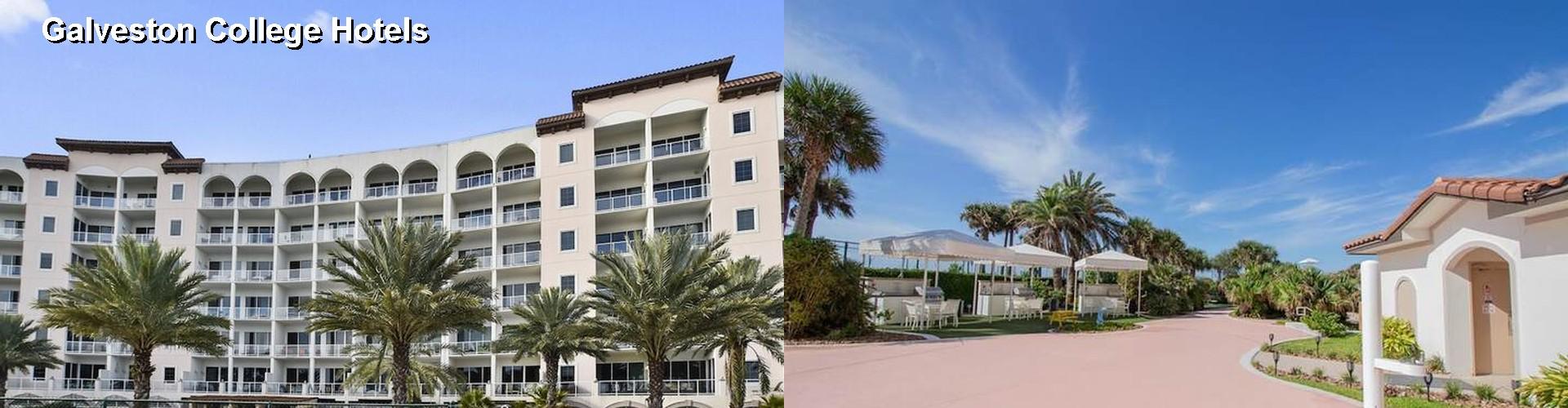 5 Best Hotels Near Galveston College