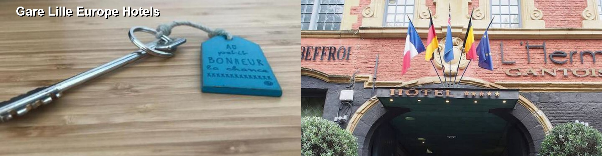 5 Best Hotels near Gare Lille Europe