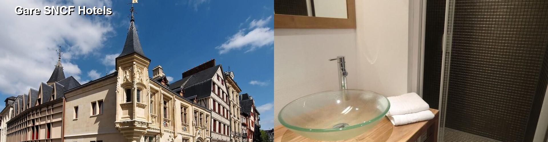 5 Best Hotels near Gare SNCF