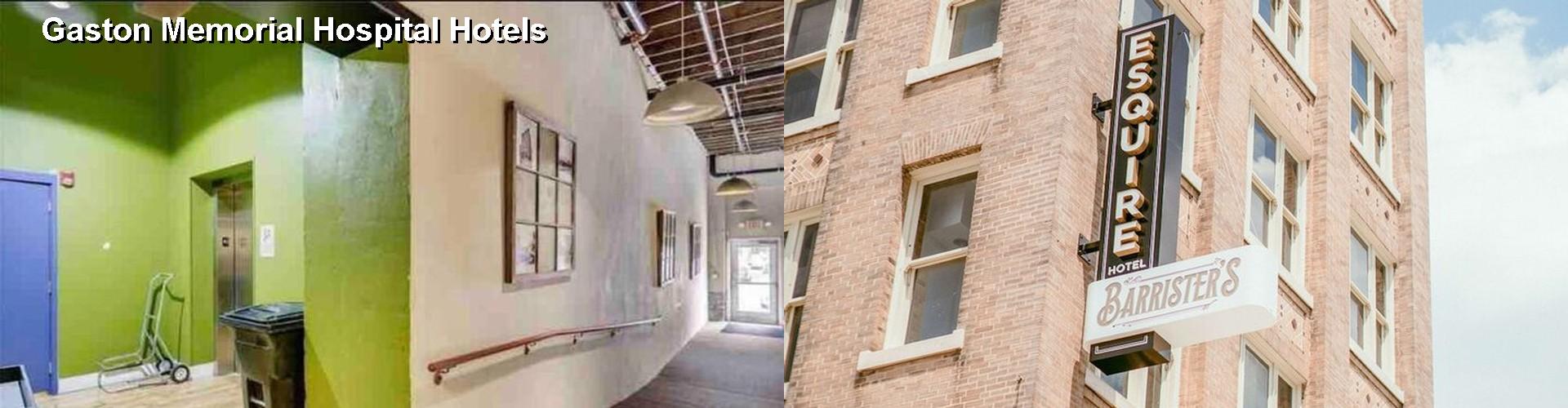 5 Best Hotels Near Gaston Memorial Hospital