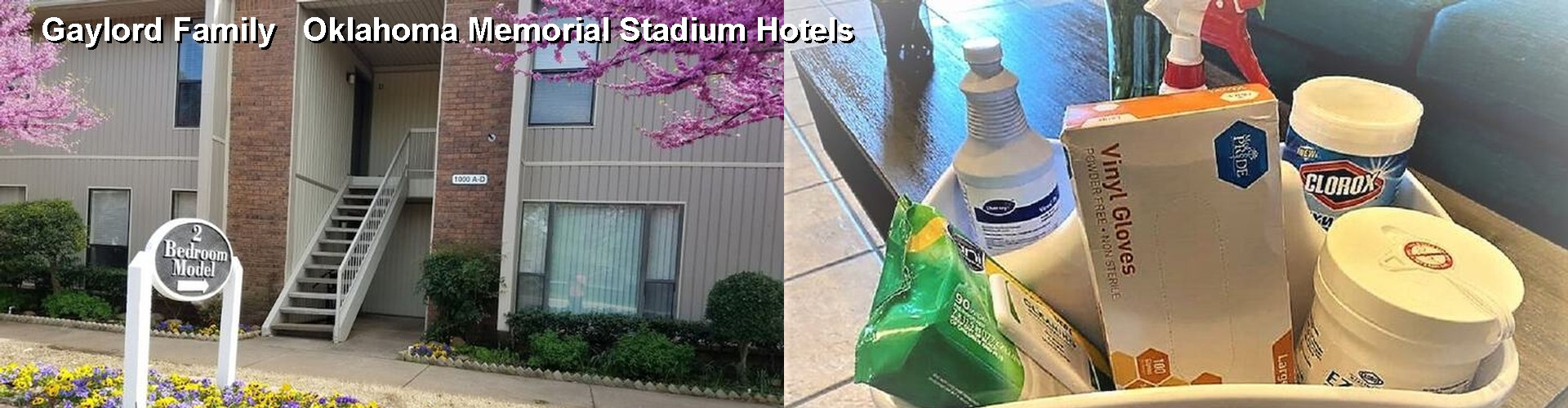 5 Best Hotels near Gaylord Family Oklahoma Memorial Stadium