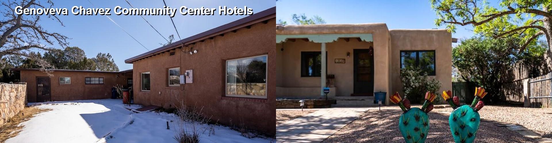 Hotels Near Genoveva Chavez Community Center In Santa Fe Nm