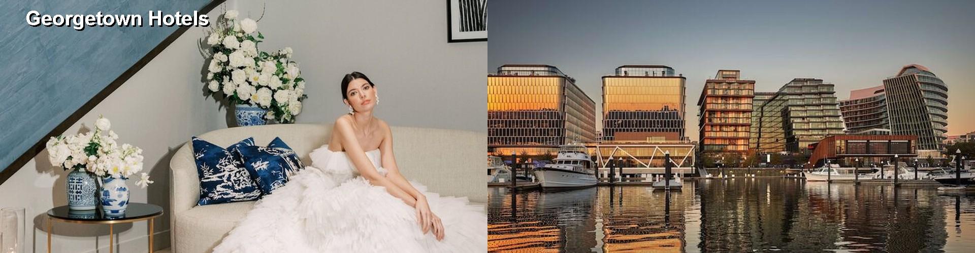 5 Best Hotels Near Georgetown