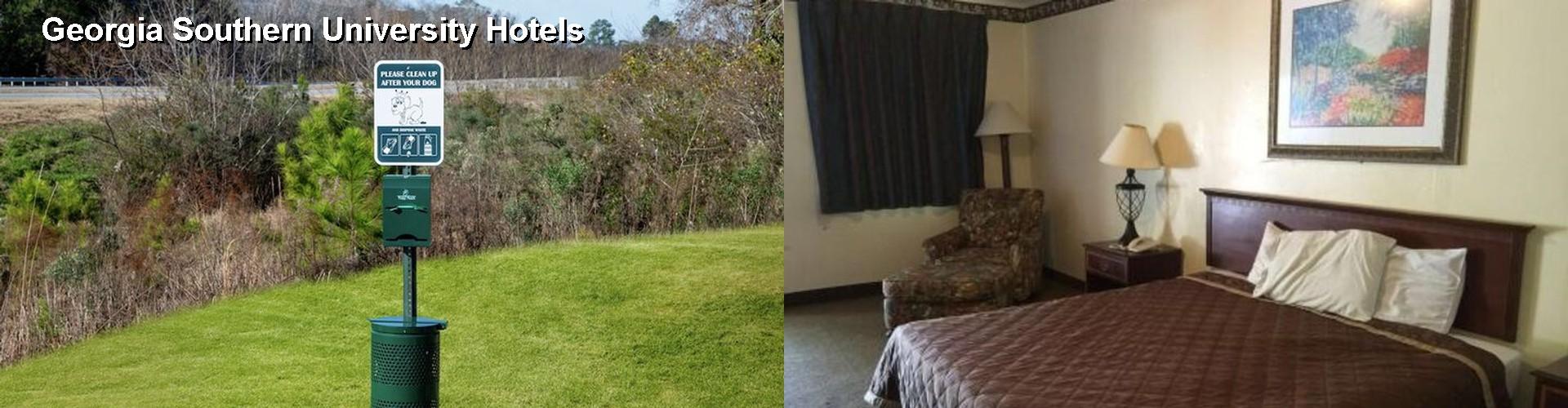 5 Best Hotels Near Georgia Southern University