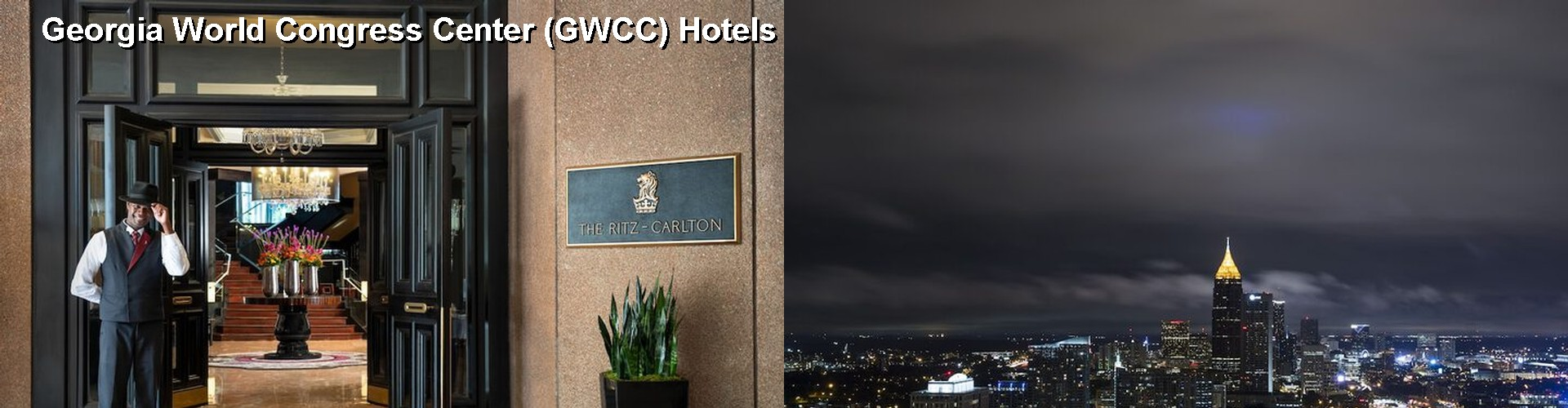 $39+ Hotels Near Georgia World Congress Center (GWCC) in Atlanta (GA)