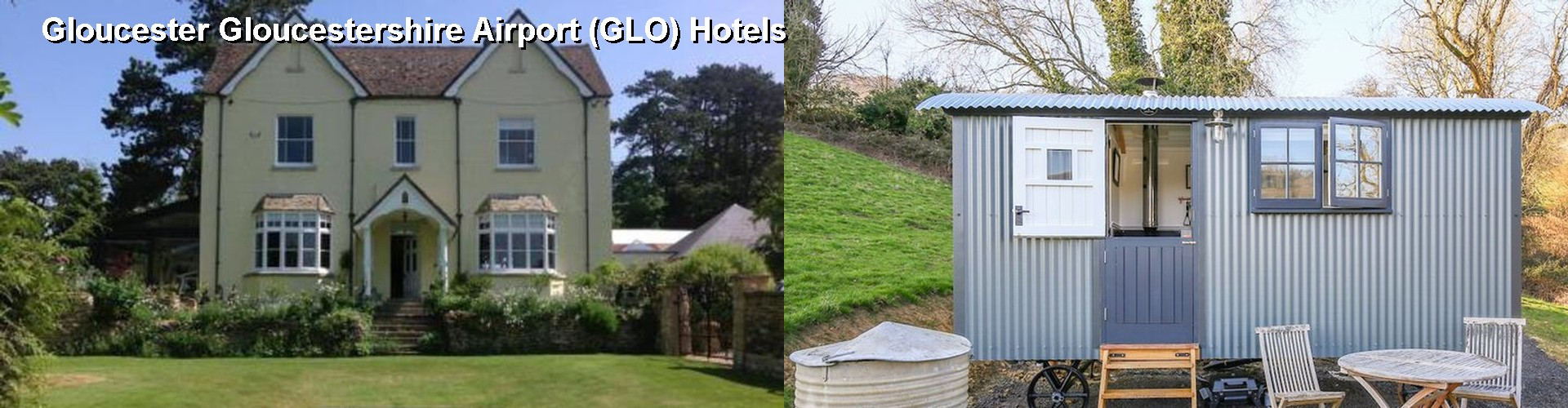 5 Best Hotels near Gloucester Gloucestershire Airport (GLO)