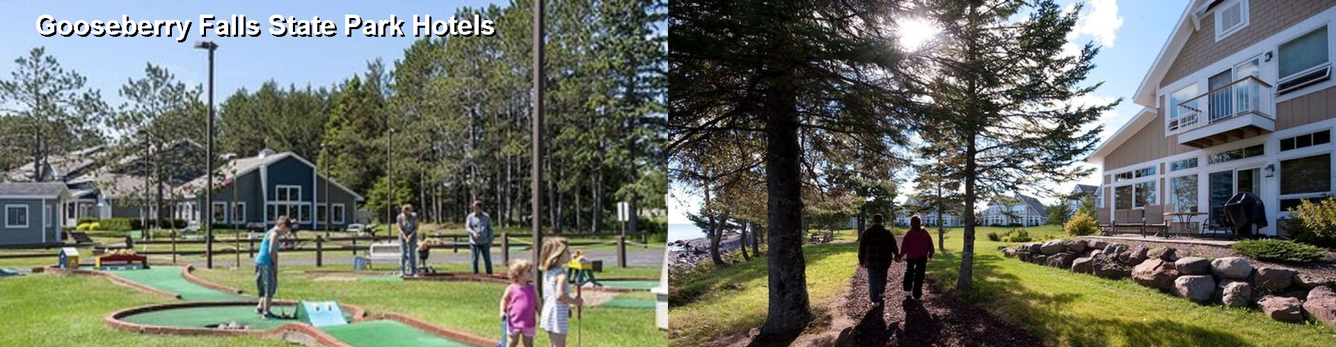 5 Best Hotels near Gooseberry Falls State Park