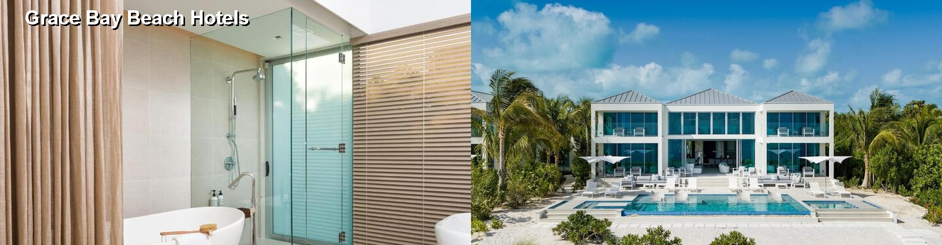 5 Best Hotels near Grace Bay Beach