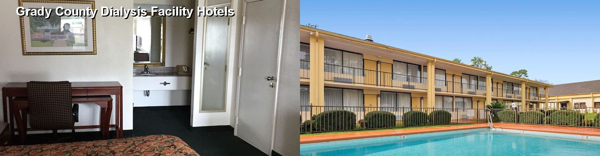 5 Best Hotels near Grady County Dialysis Facility
