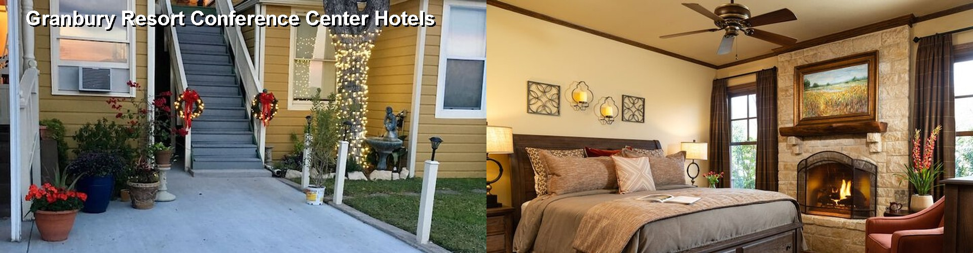 5 Best Hotels near Granbury Resort Conference Center