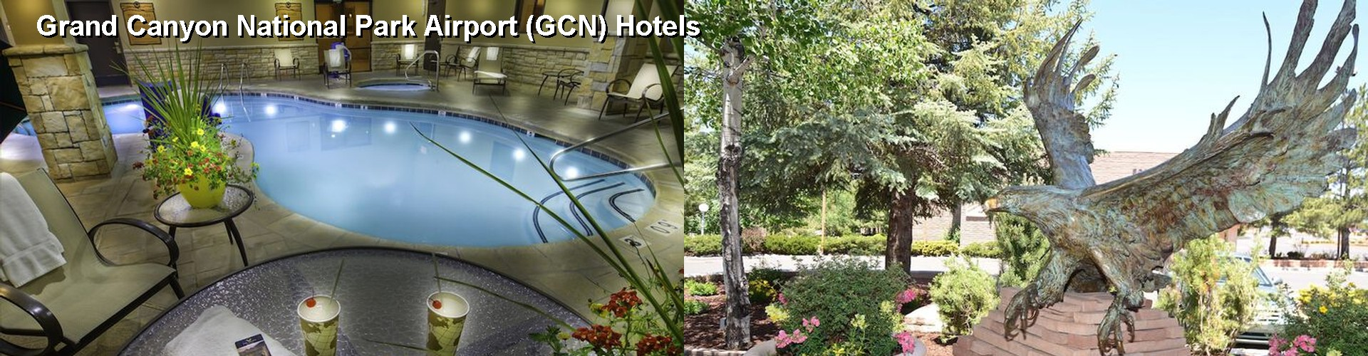 Hotels Near Grand Canyon >> Best Hotels Near Grand Canyon National Park Airport Gcn Az