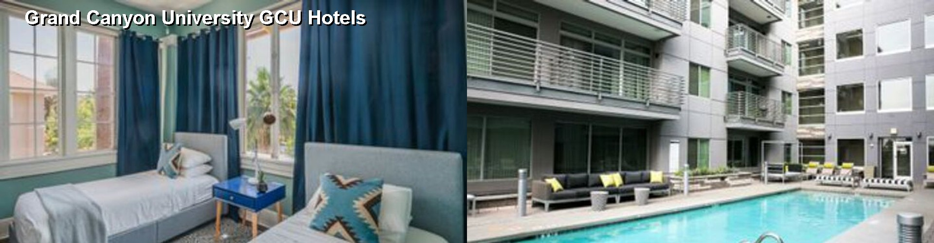 5 Best Hotels near Grand Canyon University GCU