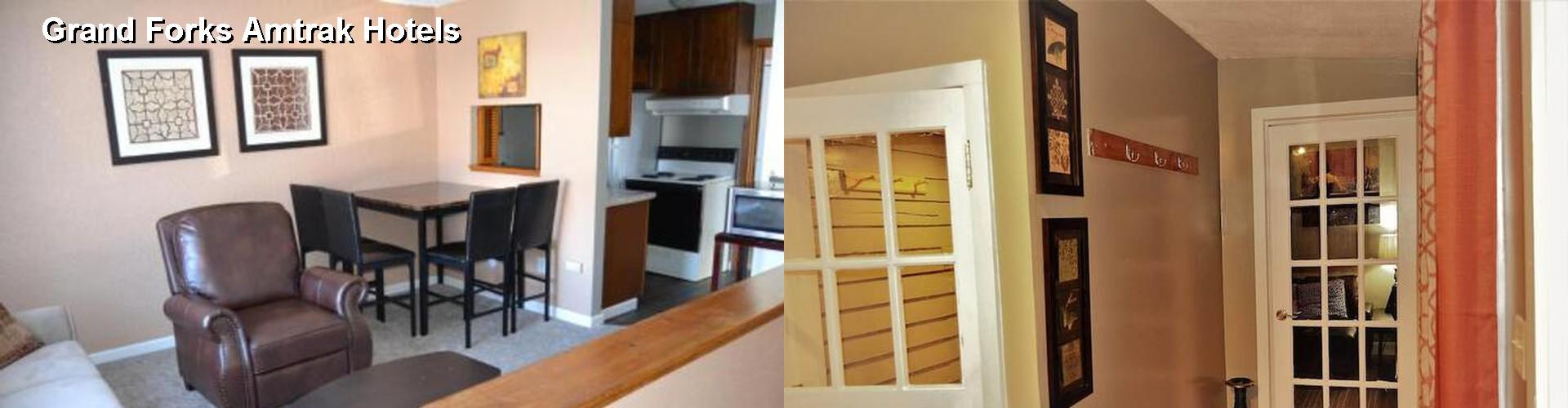 5 best hotels near grand forks amtrak - Hilton Garden Inn Grand Forks