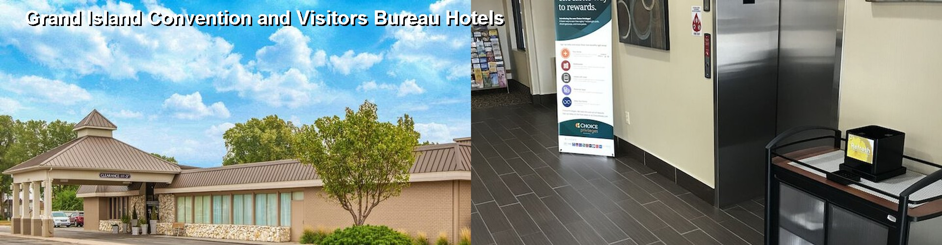 5 Best Hotels near Grand Island Convention and Visitors Bureau