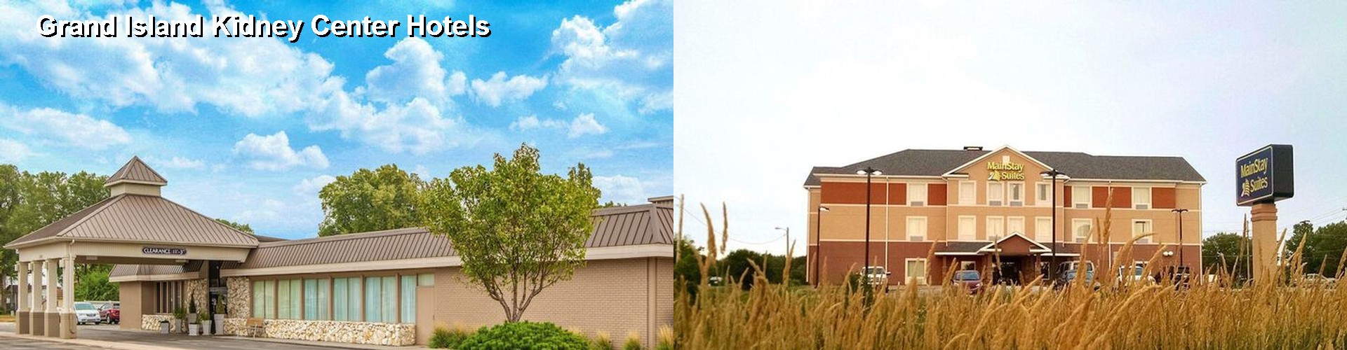 5 Best Hotels near Grand Island Kidney Center