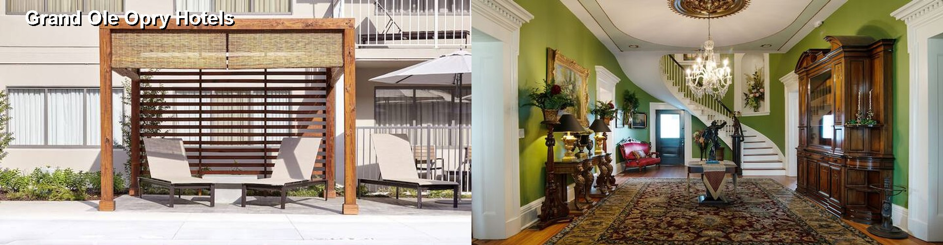 Hotels Near Grand Ole Opry