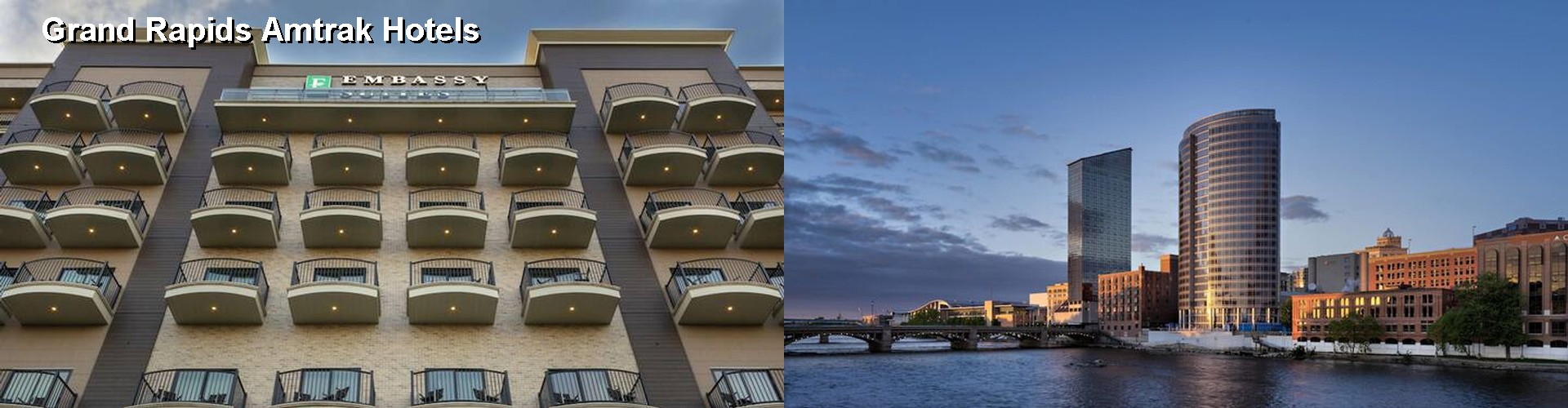 5 Best Hotels near Grand Rapids Amtrak