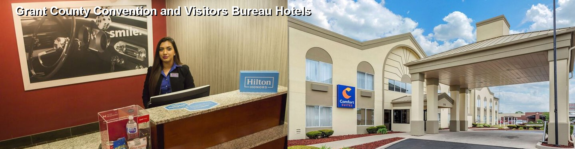 5 Best Hotels near Grant County Convention and Visitors Bureau