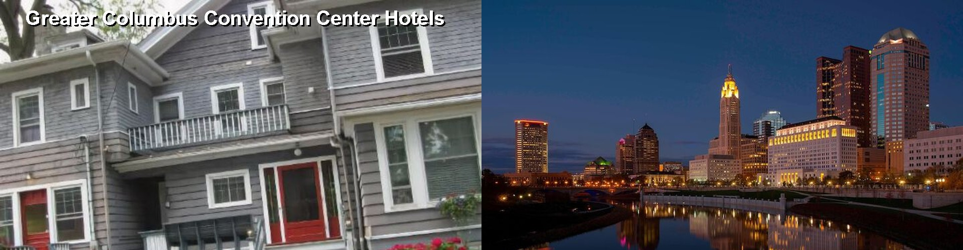 $50+ Hotels Near Greater Columbus Convention Center OH