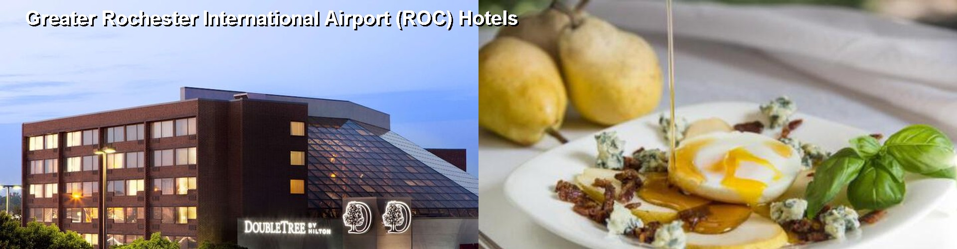 5 Best Hotels near Greater Rochester International Airport (ROC)